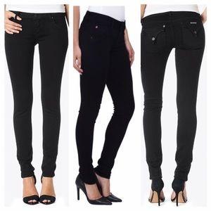 Hudson jeans  Collin skinny flap pocket pants